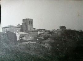 Vista de Undués desde la era de casa de la Gertrudes
