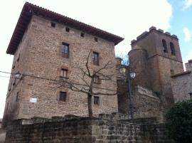 Ayuntamiento y torre campanario