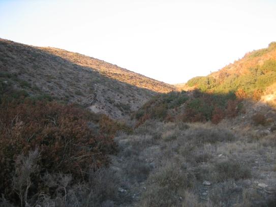 Barranco de la Salada
