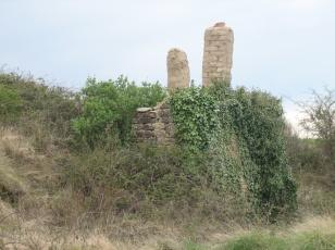 Ruinas del horno de la Tejería