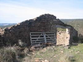 Portal del corral de la Loma