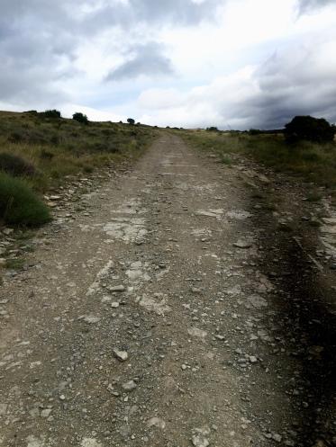 Camino hacia la Sierra
