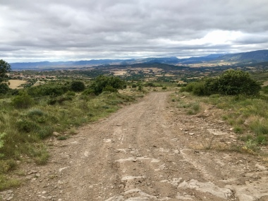 Vista del Valle de Lerda