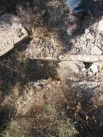 Cista del cementerio de Serramiana