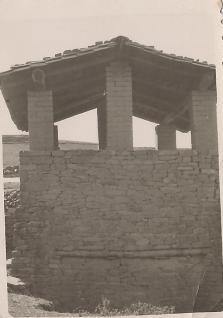 Vista del Horno de la Tejeria