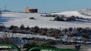 Vista de Santa Eufemia desde Undués