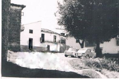 Imagen de la calle mayor en la década de los 70