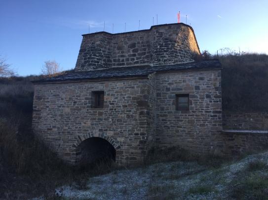 Edificio de la molienda