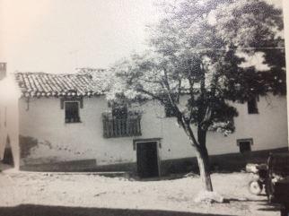 Vista de la casa del colaso