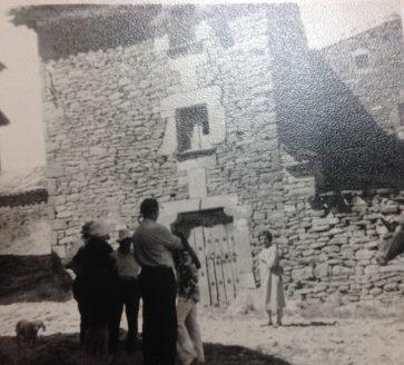 Fachada de casa de Quico