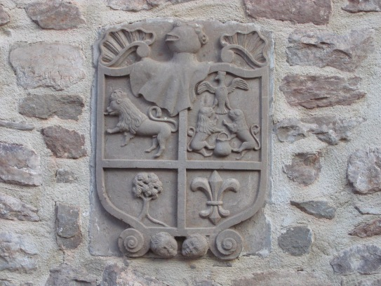 Escudo Casa de la Rugala