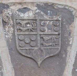 Escudo de Casa de Iglesia