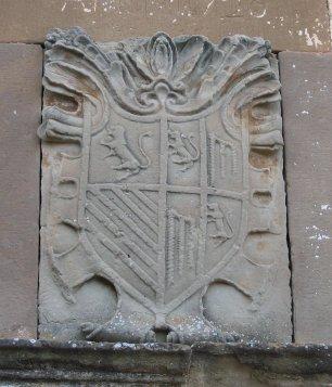Escudo casa de Areso
