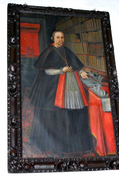 Juan Francisco Guillén Isso. Convento de clasura en Garachico (Tenerife).