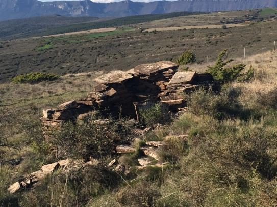 Caseta agrícola