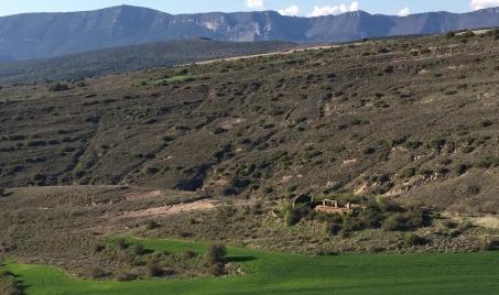 Vista de la zona baja de Santo Tornil