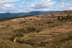 Vista de la zona de la Chaparra