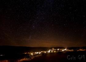 Noche oscura desde Santa Eufemia
