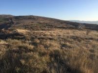 Imagen del cerro de Santa Águeda
