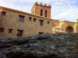Museo y torre de la iglesia