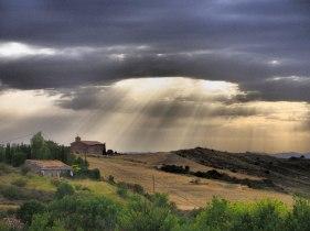 Santa Eufemia iluminada
