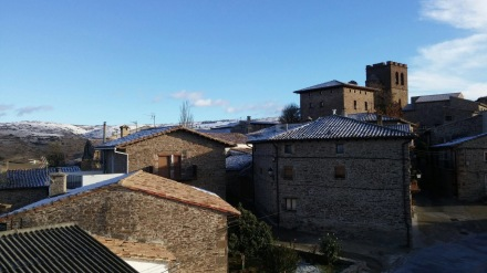 Los tejados de Undués