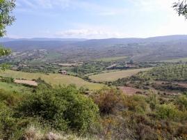 Vista del Vallecico de Lerda