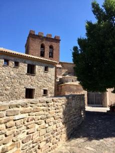 Vista del museo y de la Torre Campanario