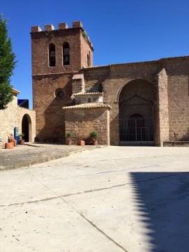 Iglesia Parroquial de Undués