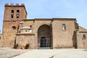 Iglesia de San Martin Obispo de Tours.