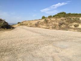 Vista del cerro de Lerda