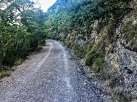 Camino hacia Ruesta